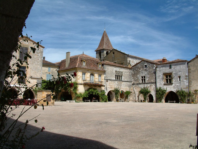 The bastide towns, including Monpazier (great market) and Villereal (there is an interesting self guided  tour of the historic village);